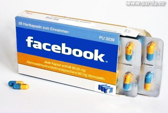 Pastillas facebook