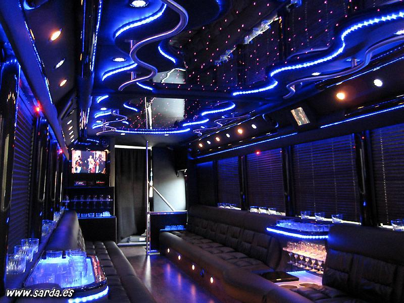 Autocar Discoteca