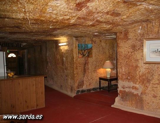 casas curiosas bajo tierra