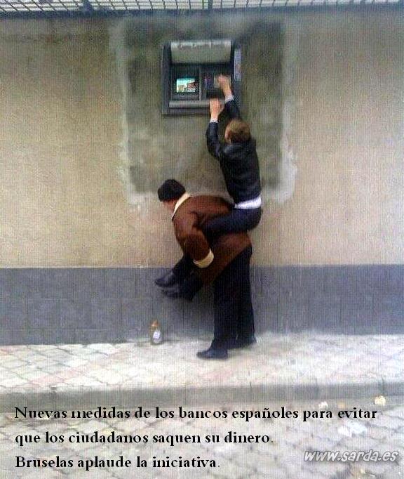 Medidas bancos españoles