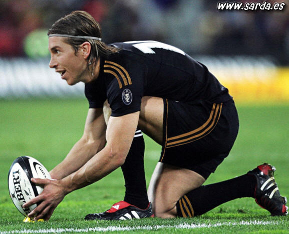 penalty rugby sergio ramos