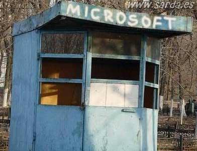 microsoft en sus peores momentos...