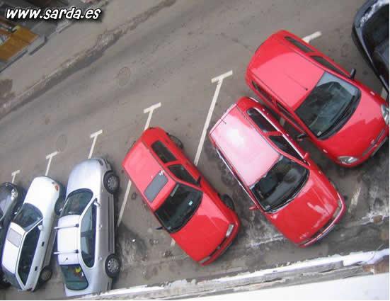 parking para mujeres