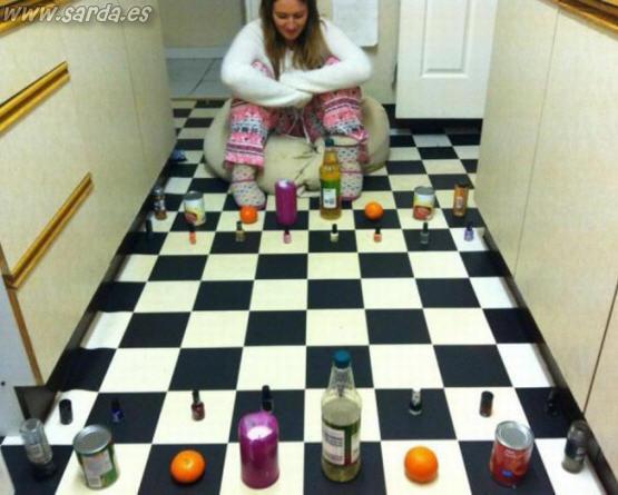 ajedrez para casa